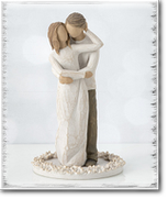 27162 Cake Topper Together / Tortenfigur Zusammen